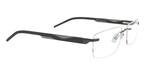 Totally Rimless TR 177 Gunmetal