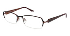 Brendel 902068 M.DARK BROWN/RED