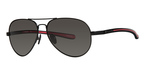 Columbia Seneca Matte Black, Black/Red
