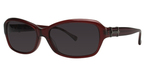 Cole Haan CH 603 Red Transparent