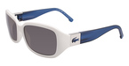 Lacoste L505S WHITE AND BLUE