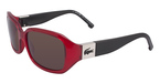 Lacoste L505S RED AND BLACK