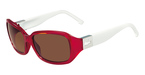 Lacoste L505S RED AND WHITE