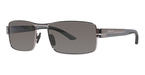 Columbia TALUS SHINY SILVER/GREY w/ Polarized Grey Lenses