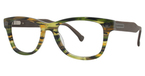 Marc Ecko Lip Reader Green Olive Multi