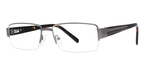 Modern Optical BIG Top Matte Gunmetal