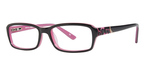 L'Amy Emma Dark Grey/ Pink