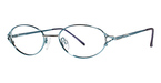 Modern Optical Iris Blue/Silver