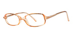 Modern Optical Sporty Brown