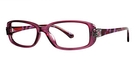Modern Optical Splendor Plum
