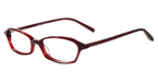 Jones New York Petite J220 Burgundy