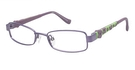 A&A Optical Whimsy Purple
