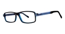 Modern Optical GVX538 Tortoise/Blue