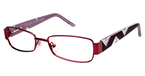 A&A Optical Captivating Burgundy