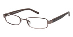 A&A Optical Locked Out Brown