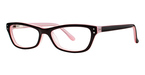 Modern Optical Popsicle Black/Pink