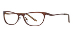 London Fog London Fog Womens Harlow Brown