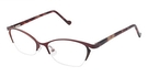 Brendel 922006 Burgundy/Black