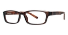 Modern Optical Ignite Brown