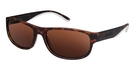 Columbia MIRROR LAKE Matte Tortoise w/ Polarized Brown Lenses