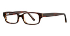 Continental Optical Imports Fregossi 406 Brown