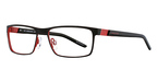Jaguar JG33565 Black / Red