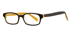 Continental Optical Imports Fregossi 418 Brown