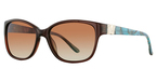 Vivian Morgan 8814 Brown/Turquoise