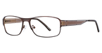 Continental Optical Imports La Scala 798 Brown
