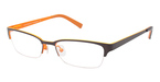 A&A Optical Cant Hold Us Brown/Orange