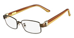 Salvatore Ferragamo SF2115 (213) Shiny Light Brown