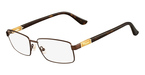 Salvatore Ferragamo SF2116 (208) Shiny Dark Brown
