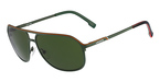 Lacoste L139S (318) Satin Military Green