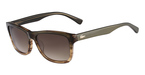 Lacoste L709S (315) Green/Brown Gradient