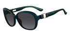 Salvatore Ferragamo SF658SL (321) Petrol Green