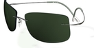 Silhouette 8642 Green Polarized