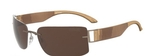 Silhouette 8647 Brown Polarized