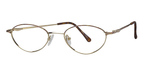 Royce International Eyewear Charisma 12 Gold/Brown