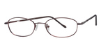 Royce International Eyewear GC-27 Shiny Dark Brown Gunmetal