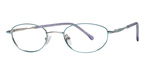 Royce International Eyewear Charisma 28 Light Blue Silver