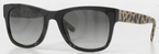 Burberry BE4161 Black with Grey Gradient Lenses