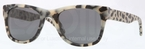 Burberry BE4161 Light Havana with Grey Lenses