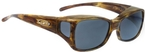 FITOVERS® Dahlia style Tiger Eye w/ Grey Lens