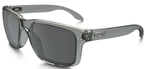 Oakley Holbrook OO9102 Grey Ink with Black Iridium Lenses