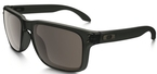 Oakley Holbrook OO9102 Olive Ink with Warm Grey Lenses