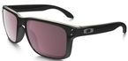 Oakley Holbrook OO9102 Polished Black with G30 Black Iridium Lenses