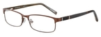 Jones New York Men J326 Dark Brown