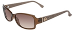 Michael Kors M2749S Boca Raton Brown