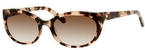 Kate Spade Phyllis Camel Tortoise with Brown Gradient Lenses