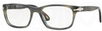 Persol PO3012V Striped Grey Havana